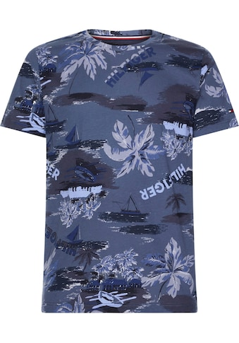 Tommy Hilfiger Big & Tall T - Shirt »Big & Tall SUMMER ALLOVER PRINT TEE« kaufen