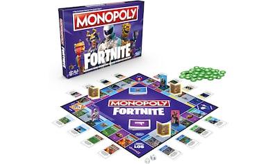 Hasbro Spiel »Monopoly Fortnite«, Made in Europe kaufen