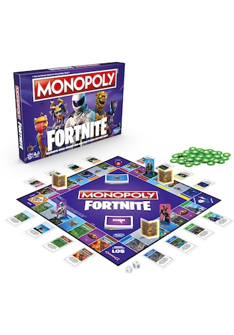Hasbro Spiel »Monopoly Fortnite«, Made in Europe kaufen