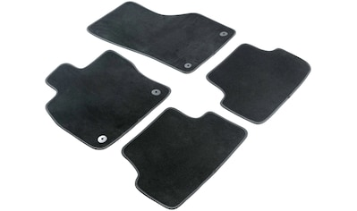 WALSER Passform-Fußmatten »Premium«, (4 St.), für Opel Astra H, Astra H Caravan, Astra... kaufen