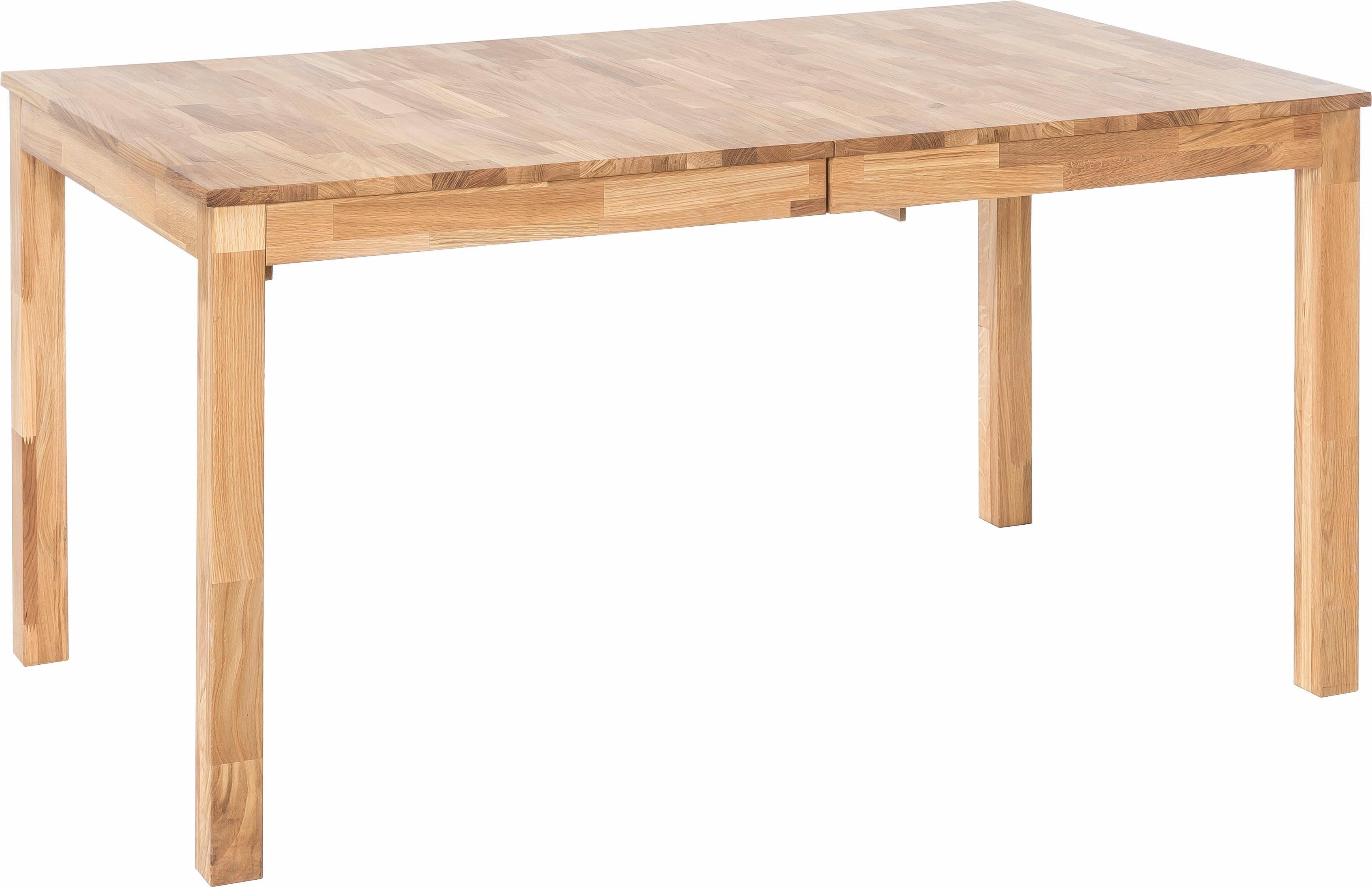 MCA living Esstisch, Breite 160, 210 cm beige Esstisch Ausziehbare Esstische Tische