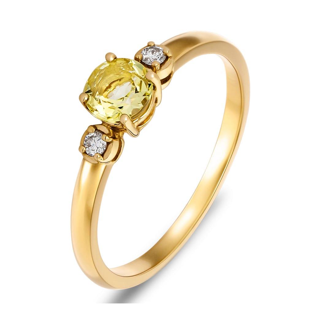 CHRIST Diamantring »32011580«
