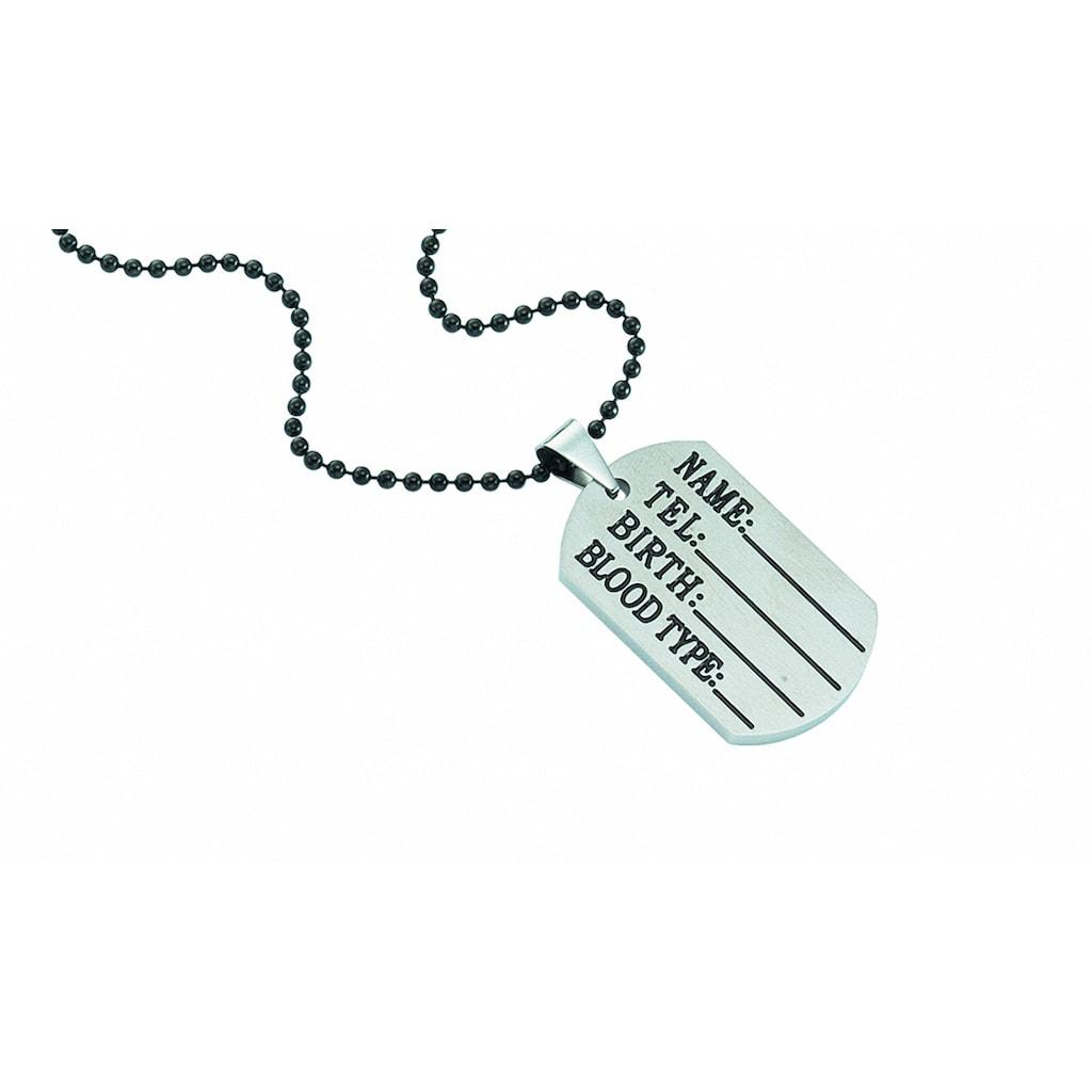 Adelia´s Kettenanhänger »Edelstahl Anhänger«