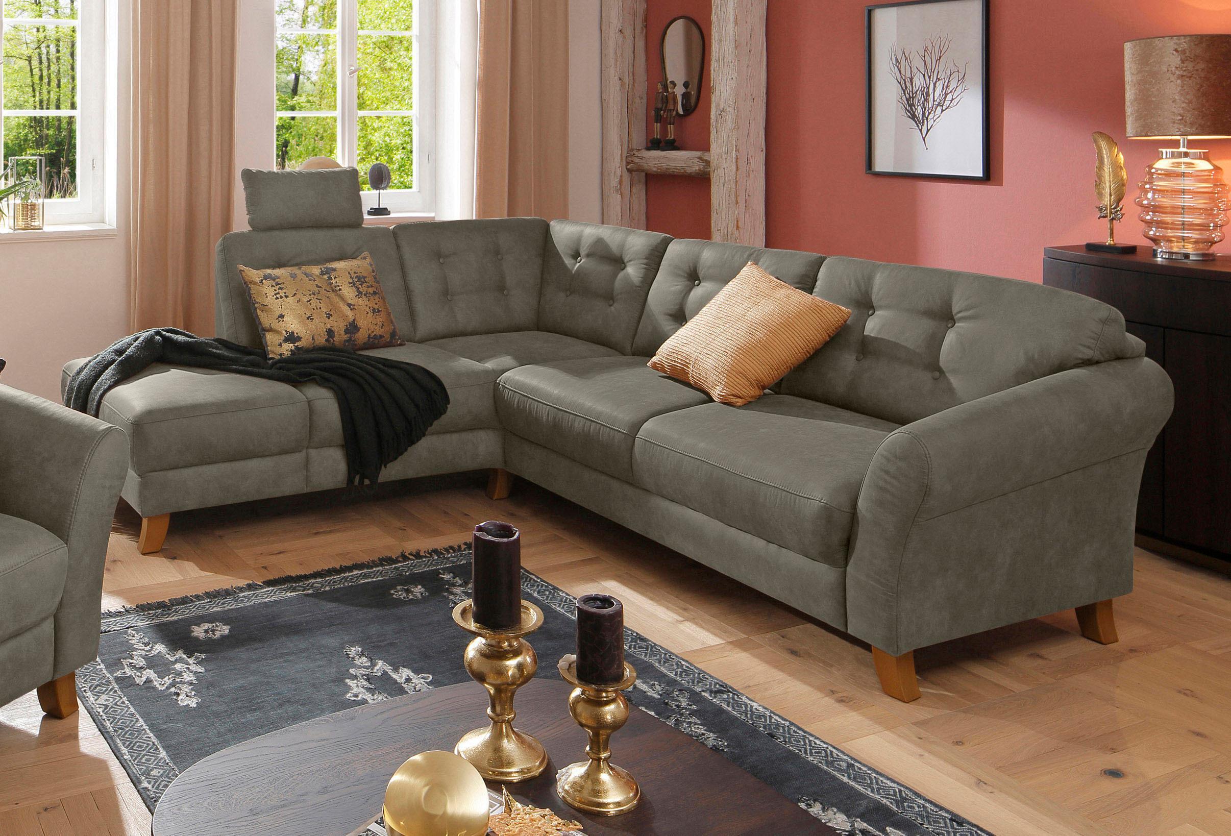 home affaire ecksofa trondheim auf rechnung kaufen baur. Black Bedroom Furniture Sets. Home Design Ideas