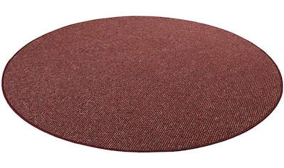 Teppich, »Stanford«, Living Line, rund, Höhe 7 mm, maschinell getuftet kaufen