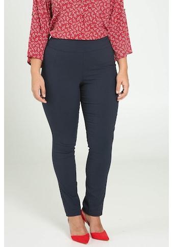 Paprika Röhrenhose »Uniform Gummizug in der Taille casual« kaufen