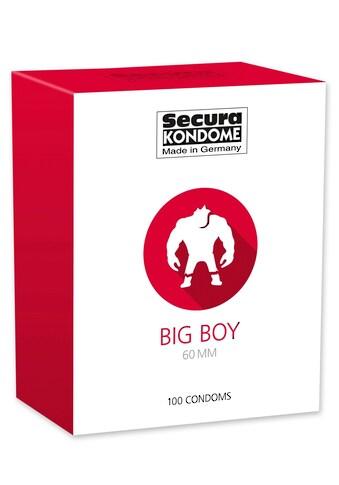 Secura XXL-Kondome »Big 60mm« kaufen