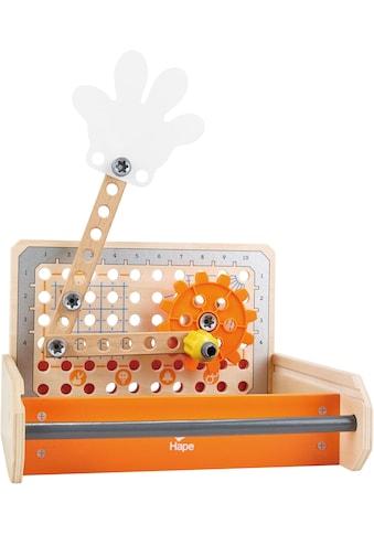 """Hape Spielwerkzeugkoffer """"Tüftler Werkzeugkasten"""", (32 - tlg.) kaufen"""