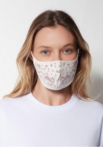 """Mavi Mund - Nasen - Maske """"Maske red bandana"""" kaufen"""