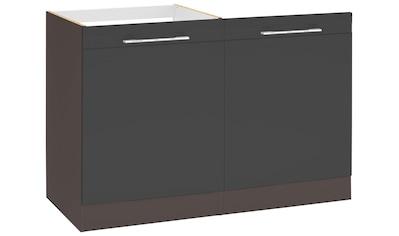 HELD MÖBEL Spülenschrank »Mito«, Breite 60 cm, inkl. Tür/Sockel für Geschirrspüler kaufen