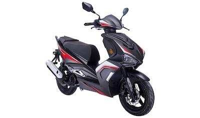 GT UNION Motorroller »Striker«, 125 cm³, 85 km/h, Euro 4, 8,84 PS kaufen