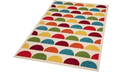 Kinderteppich, »Bubbles«, Zala Living, rechteckig, Höhe 9 mm, maschinell gewebt kaufen