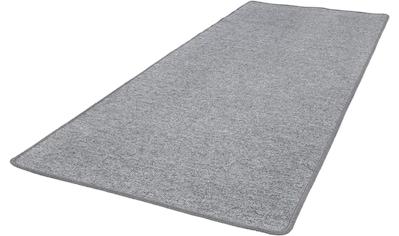 LUXOR living Läufer »Luton«, rechteckig, 5 mm Höhe, Teppich-Läufer, uni meliert kaufen