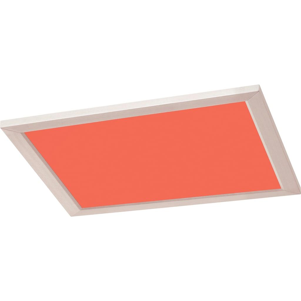 TRIO Leuchten LED Deckenleuchte »GRIFFIN«, LED-Board, 1 St., Farbwechsler, LED Deckenlampe