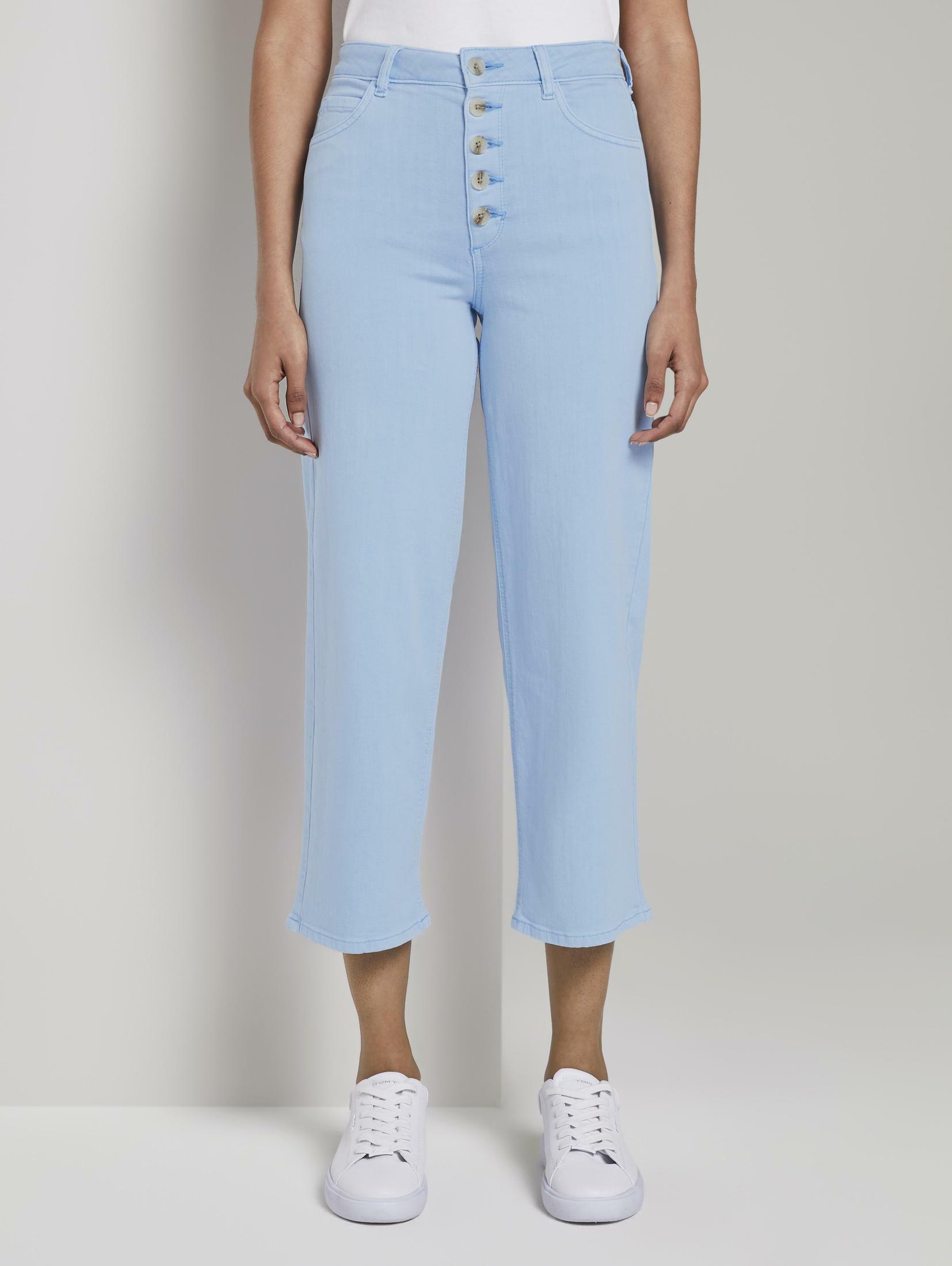 tom tailor mine to five -  Gerade Jeans Coloured Denim Culotte