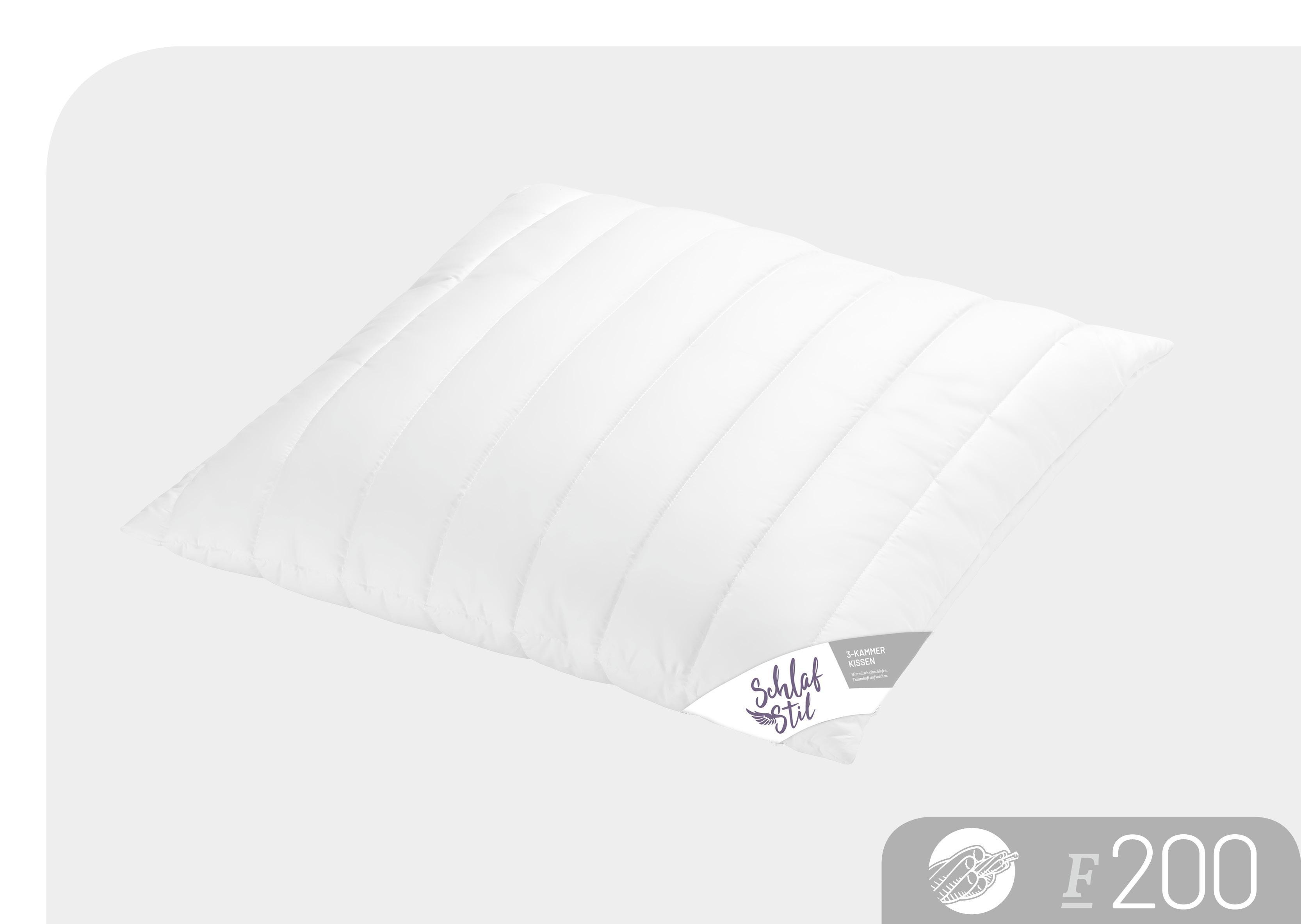 Baumwollkissen F200 Schlafstil