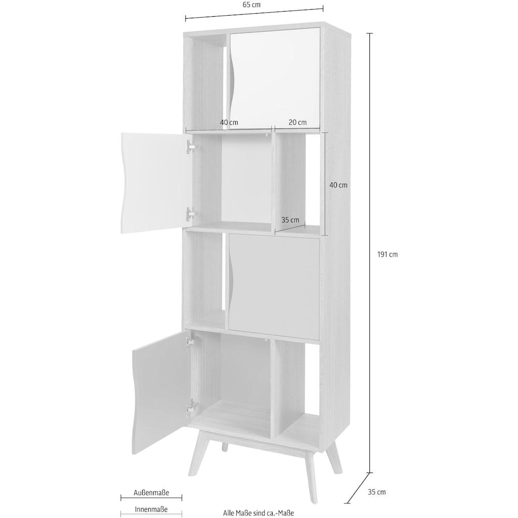 Woodman Bücherregal »Avon«, Höhe 191 cm