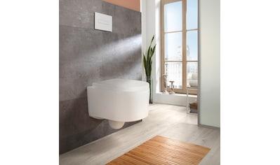 WELLTIME Tiefspül - WC »Trento«, Wand - WC spülrandlos, inkl. WC - Sitz mit Softclose Funktion kaufen