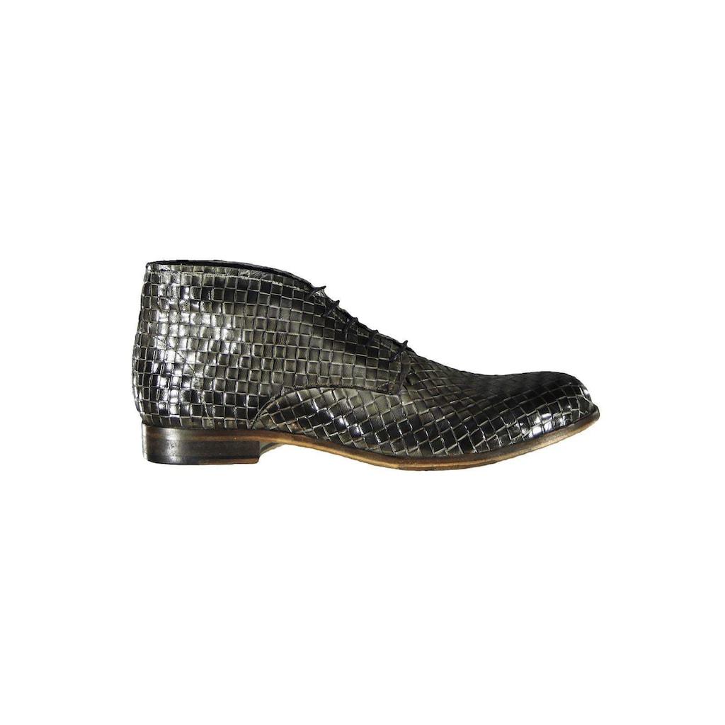 emilio adani Boots mit geflochtener Warenoberfläche