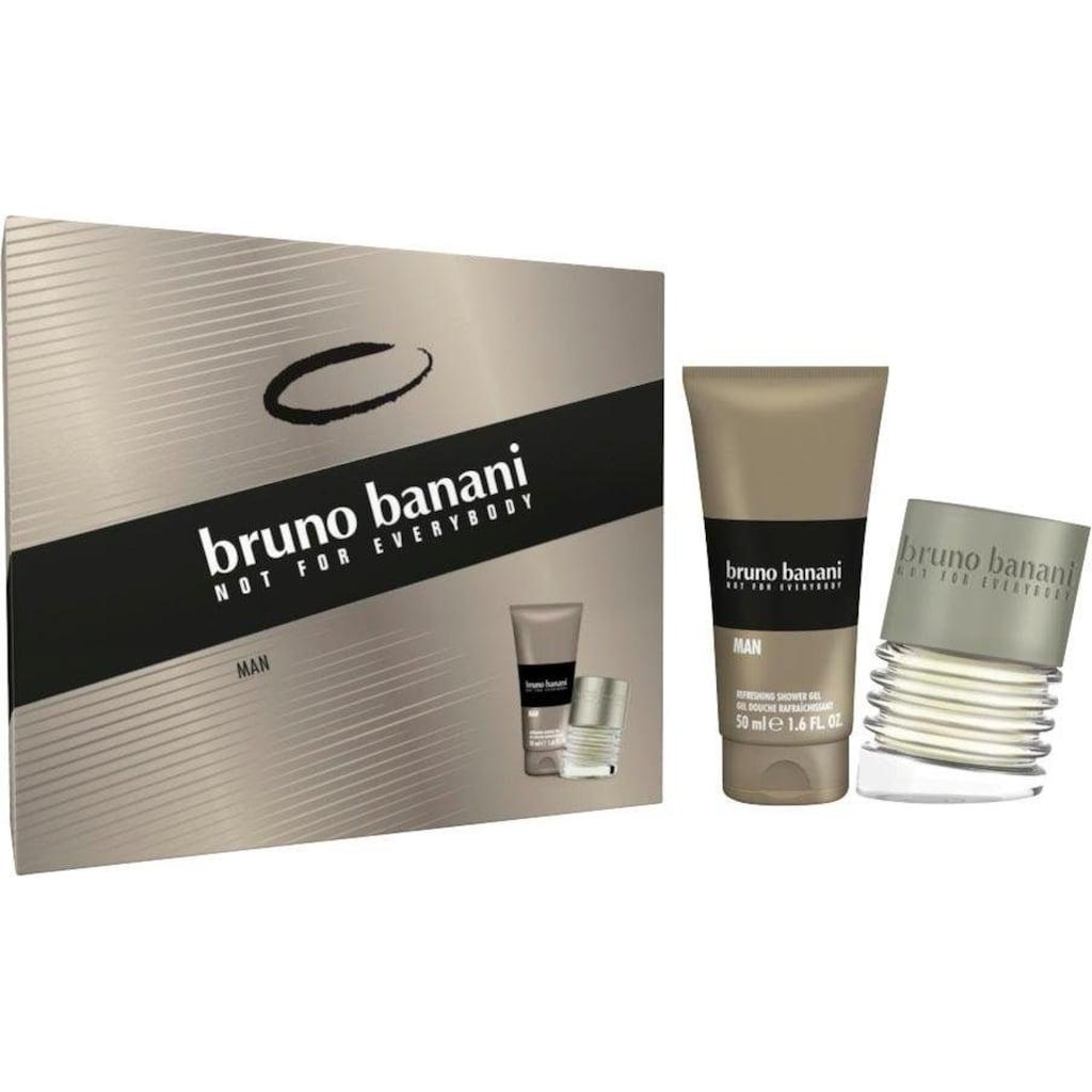 """Bruno Banani Geschenk-Set """"Man"""", 2-tlg."""