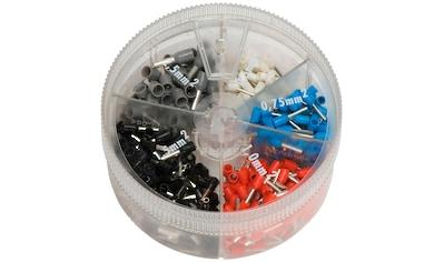 RAMSES Aderendhülsen , mit Kunststoffkragen Streudose 0,5  -  2,5 mm² kaufen