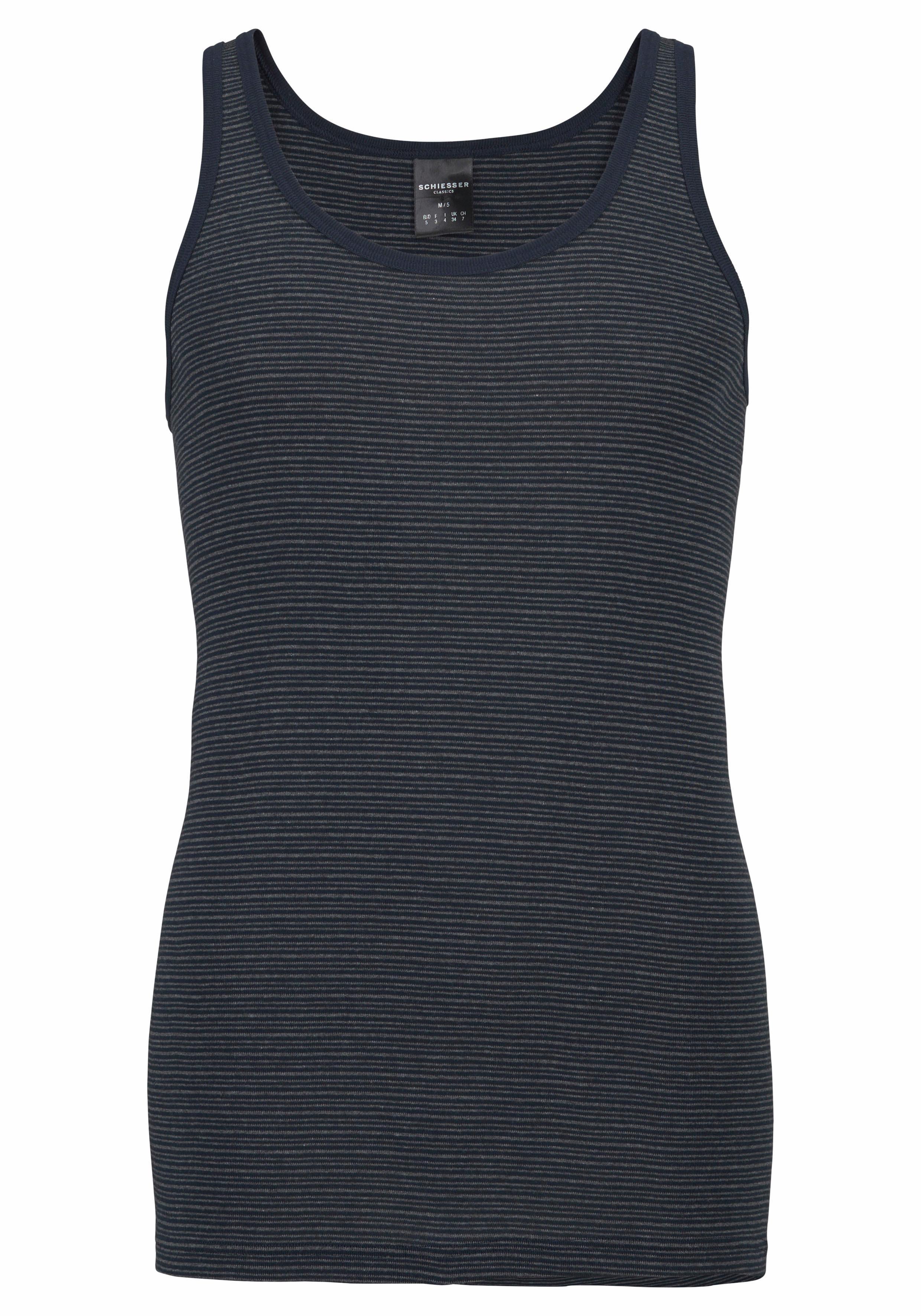 Schiesser Unterhemd | Bekleidung > Wäsche > Unterhemden | Schiesser