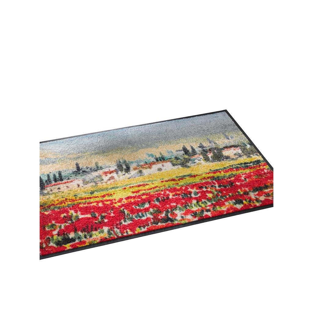Fußmatte, rechteckig, 6 mm Höhe