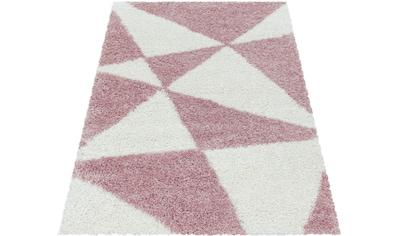 Ayyildiz Hochflor-Teppich »TANGO 3101«, rechteckig, 50 mm Höhe, Wohnzimmer kaufen