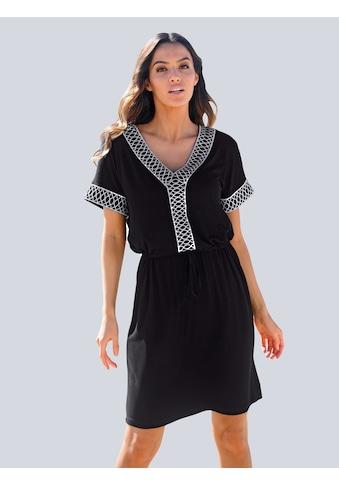 Alba Moda Strandkleid, mit dekorativer Stickerei kaufen