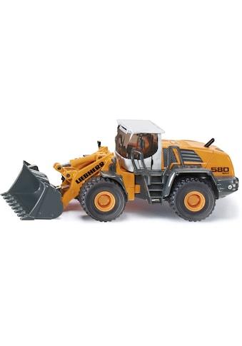 Siku Spielzeug-Radlader »SIKU Super, Liebherr L580 2plus2« kaufen