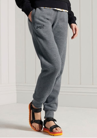 Superdry Jogger Pants »JOGGER«, in High Waist Form kaufen