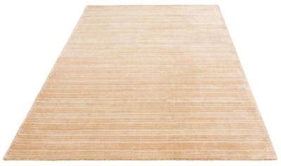 Teppich, »Roja«, Home affaire, rechteckig, Höhe 12 mm, handgewebt kaufen