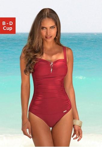 LASCANA Badeanzug, mit Pailletten-Verzierung kaufen