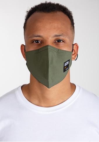Alpha Industries Mund-Nasen-Masken, Verstellbare Elastikbänder kaufen