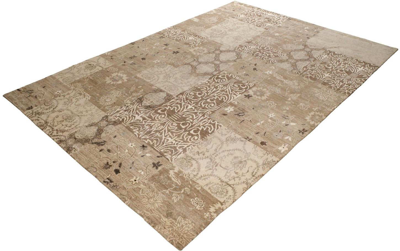 Teppich Silk Natini OCI DIE TEPPICHMARKE rechteckig Höhe 5 mm manuell geknüpft