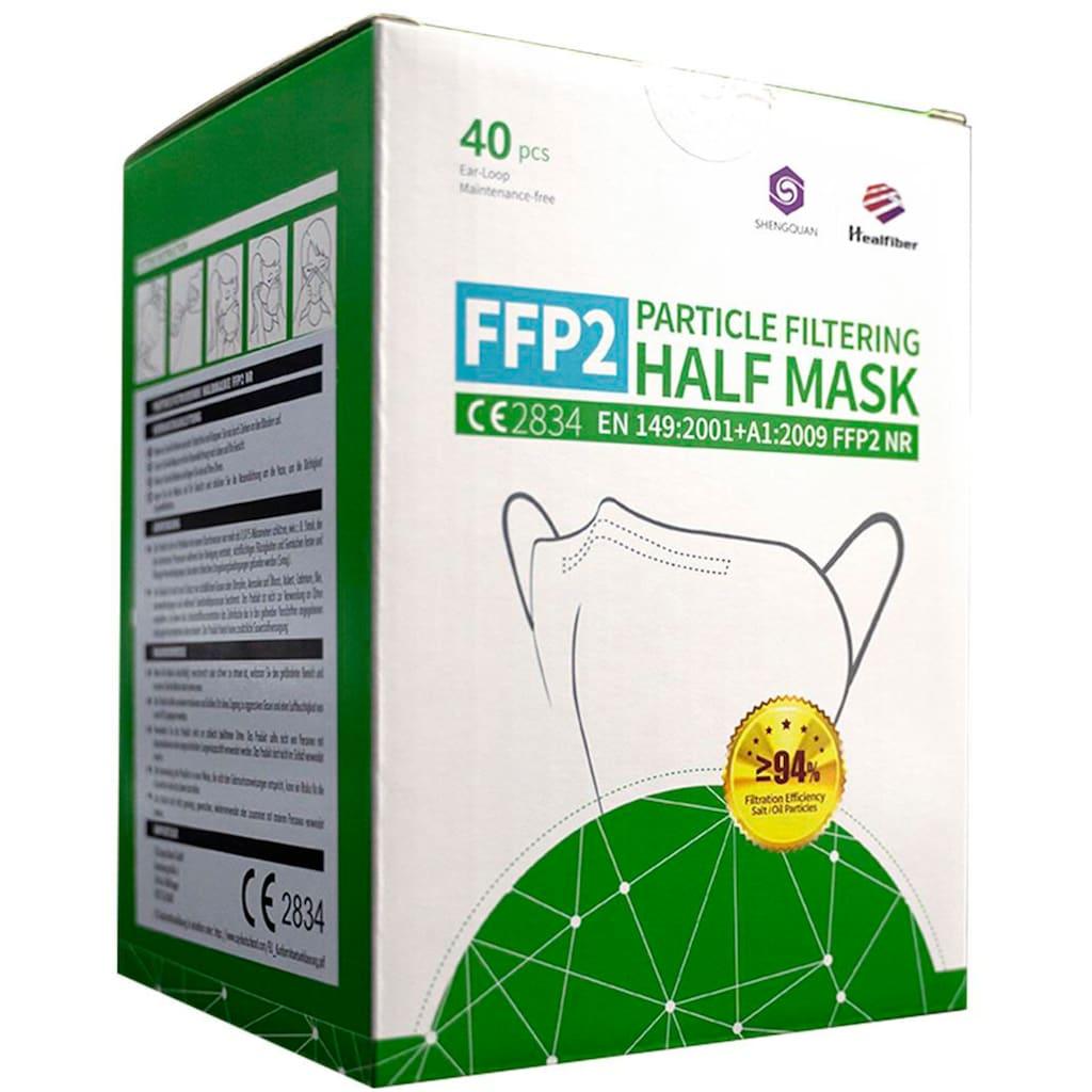 Filtrierende Halbmasken FFP2