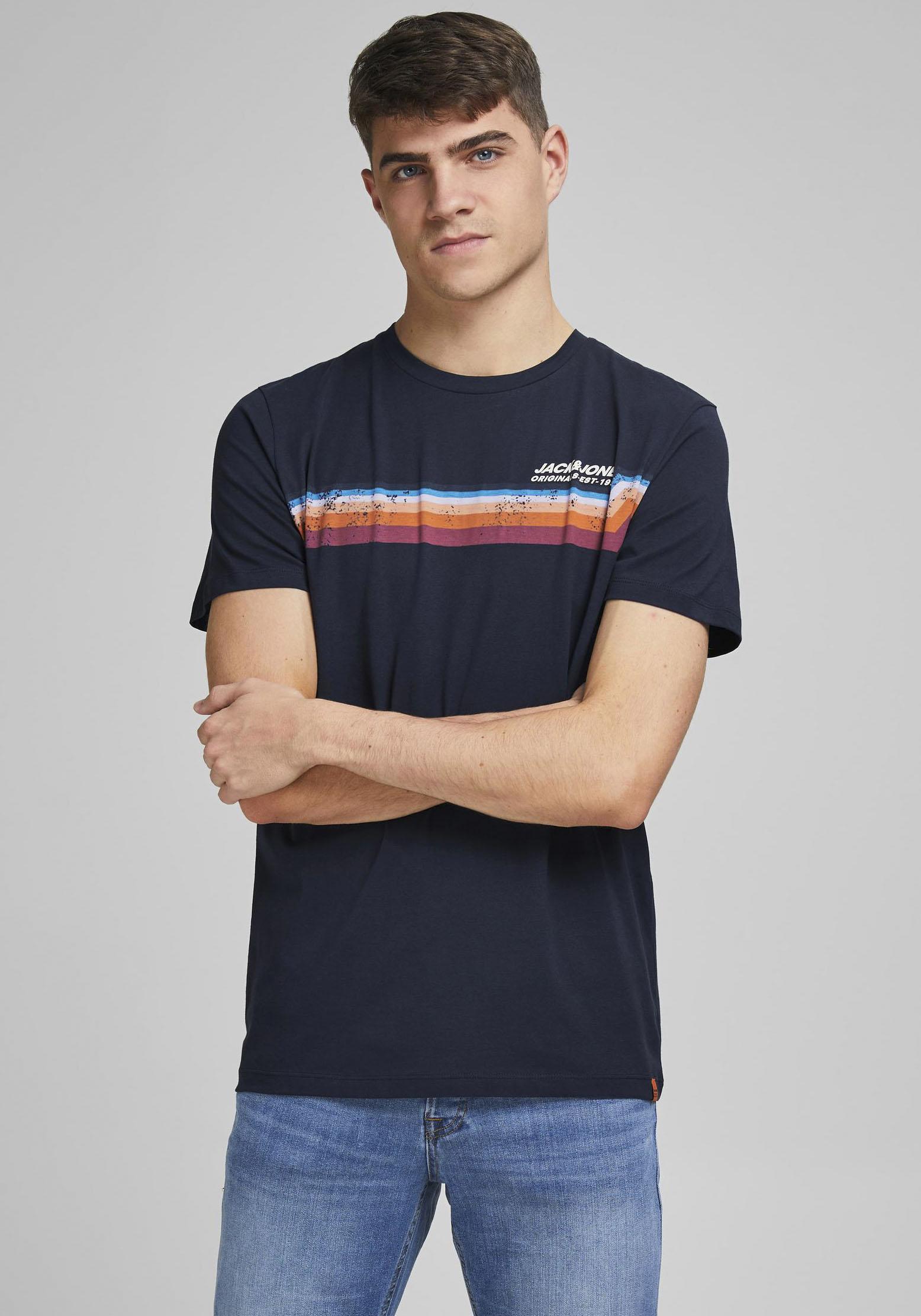 jack & jones -  T-Shirt TYLER TEE