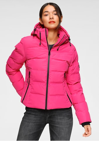Superdry Steppjacke »SPIRIT SPORTS PUFFER«, mit reflektierenden Highlights kaufen