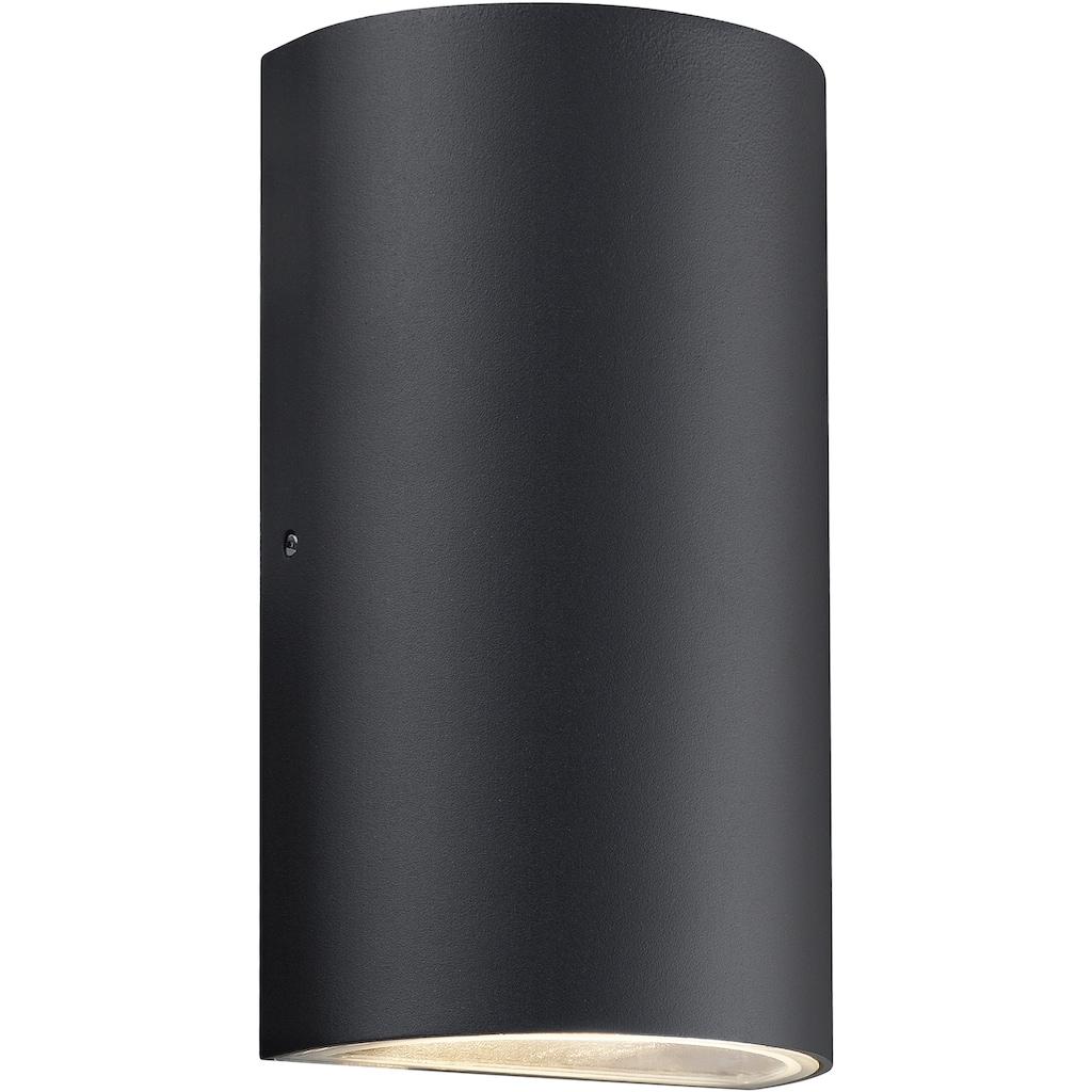 Nordlux LED Außen-Wandleuchte »Rold«, LED-Board, Warmweiß, Außen und Innen möglich