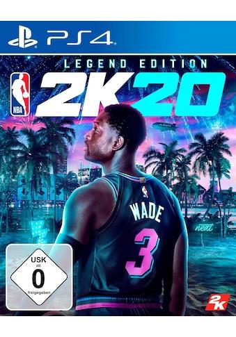 2K Spiel »NBA 2K20 Legend Edit.«, PlayStation 4 kaufen