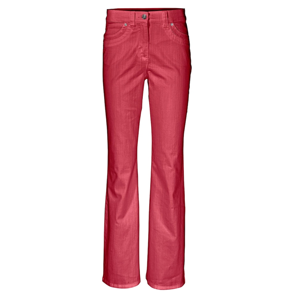 ASHLEY BROOKE by Heine Bootcut-Jeans, Bootcut