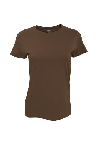 SOLS T-Shirt »Imperial Damen, Kurzarm, Rundhalsausschnitt« kaufen