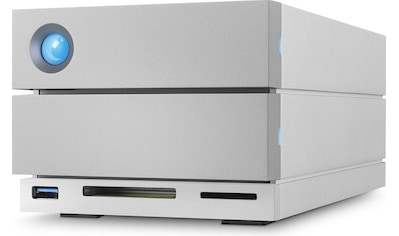 """LaCie »3.5"""", Thunderbolt 3, USB - C + Card Reader« externe HDD - Festplatte 3,5 '' kaufen"""