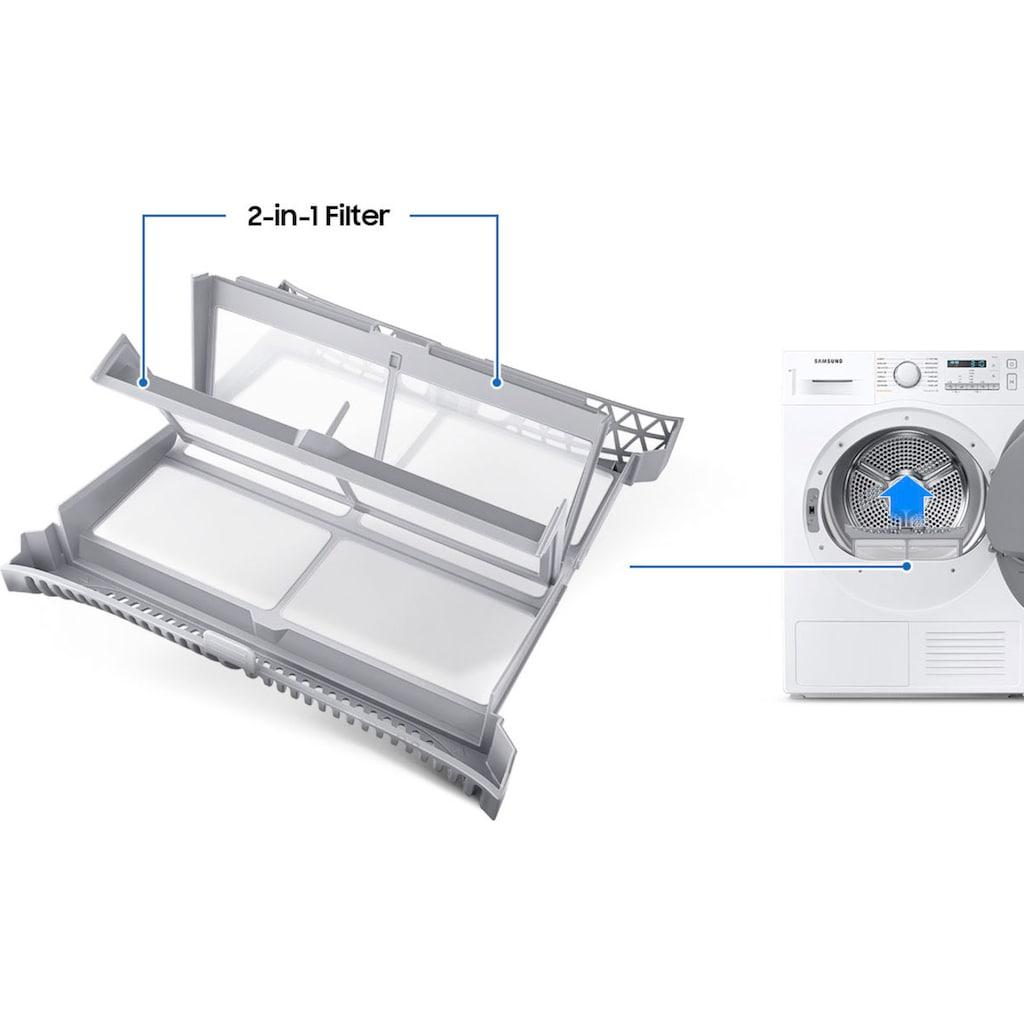 Samsung Wärmepumpentrockner »DV9ETA040AE/EG«, 9 kg, Knitterschutz