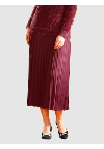Paola Plisseerock, in schwingender Form kaufen
