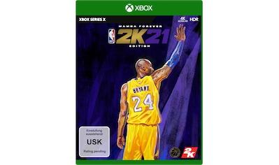 NBA 2K21 Legend Edition Xbox Series X kaufen