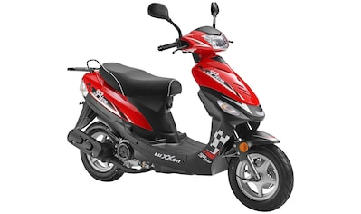 Luxxon Motorroller »Prime«, 49,6 cm³, 45 km/h, Euro 5, 3,3 PS kaufen