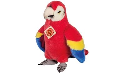 Teddy Hermann® Kuscheltier »Papagei stehend, 24 cm« kaufen