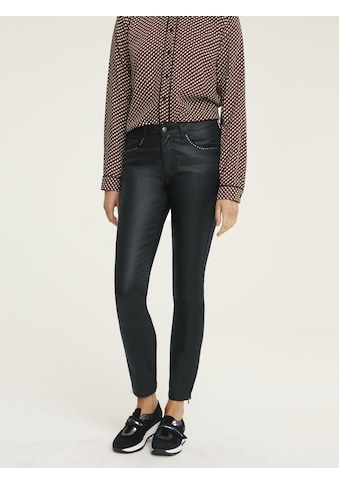 Push - up Jeans Aleria mit Nieten kaufen