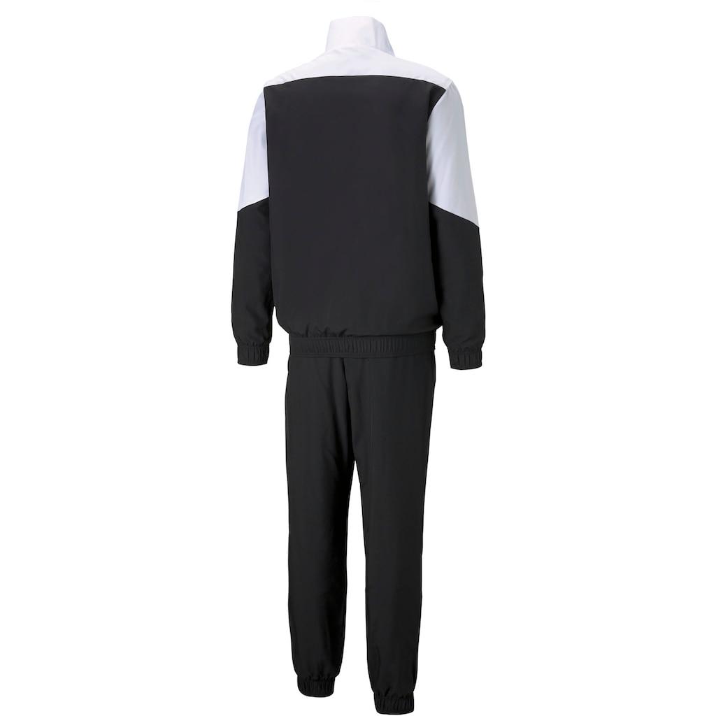 PUMA Trainingsanzug »Woven Suit«, (Set, 2 tlg.)